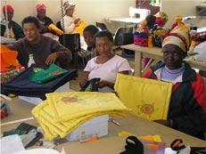 Komunitní centrum - Člověk v tísni Namíbie